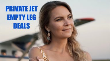 Empty Leg Private Jet Deals - What they are and how to get them, by TheVIPSeat.