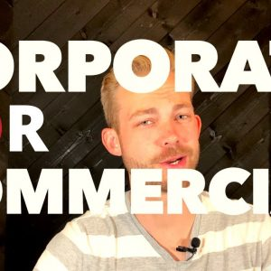 Commercial vs Corporate| Which career is BEST??