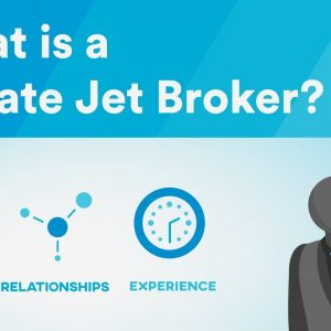 Private Jet Charter with evoJets: What is a Private Jet Broker?