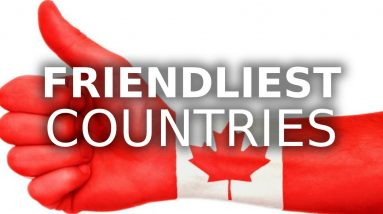 Top 10 Friendliest Countries in the World