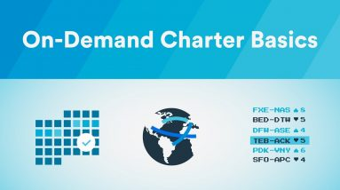What is On-Demand Jet Charter? | evoJets