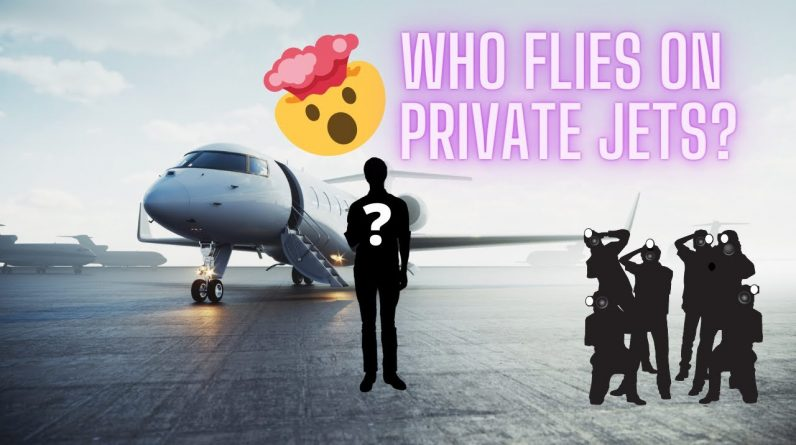 Who Flies on Private Jets? | Corporate Pilot tells you!